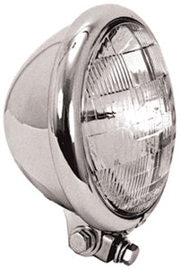 "HEADLIGHT,5-3/4"" CUSTOM HI-LOW INCANDESCENT BULB"