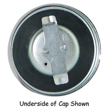 Load image into Gallery viewer, GAS CAP, STK TYPE CHROME STEEL LATE 1973/1982 VENTED RPLS HD61102-73