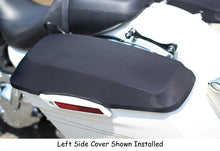 Load image into Gallery viewer, SADDLE BAG LID COVERS, FITS ALL HARD BAG HD 1993/L* STRETCH/STRAP INSTALL