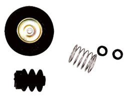 Accelerator Pump Diaphragm Kit Fits All Keihin 1976/L, Also Replaces Diaphragm On S&S E&G Carb