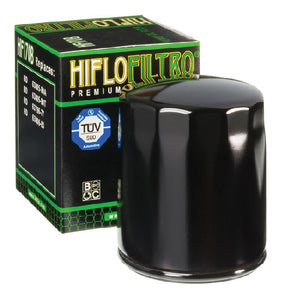 Oil Filter, HiFLofiltro Black BT 5Spd 80/98(Ex Dyna)St 1984/1999 Sportster L84/L* Replaces HD 63805-80A