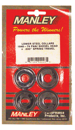 VALVE SPRING COLLARS,LOWER STK PH SH 48/79 +.030