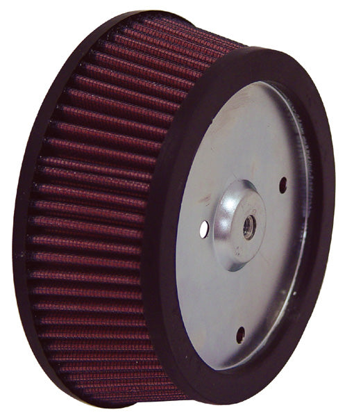 K& N AIR FILTER ELEMENT,TAPERED RPLS OE SCREAMING EAGLE,6.25