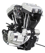 Load image into Gallery viewer, SEE RS COMPLETE ENGINE 1200CC SPT EVO 5SPD RR BELT 96/L* BLK CP W/CARB IGN & ALT 16068-02