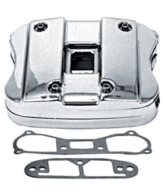 ROCKER ARM COVER ASSEMBLY SPT EVO 86/03 CHROME PLT RPLS 17501-86A 17533-90A 17532-86A