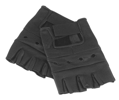 FINGERLESS SHORTY GLOVES, LARGE