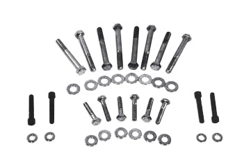 COMPLETE RKR ARM CVR BOLT KIT BT SPT EVO ALL YRS GRADE 8 HD 3500 3997 6016 6099 6736