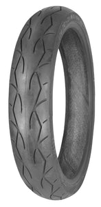 TIRE, FRONT MT90B16 TWIN VRM-302 BSW VEE RUBBER M30207