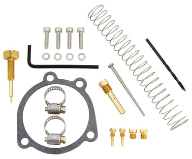 Tuner Kit For CV Carb, Deluxe Fits Twin Cam 99-06 Kit Includes Ez-Just