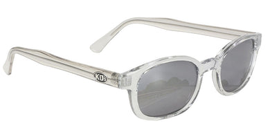 KD SUNGLASS CHILL CLEAR FRAME/GREY MIRROR LENS PCSUN# 2200