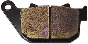 Brake Pads, SBS  808H.Ct, Carbon Sportster 2004-2013 Replaces HD 42836-04