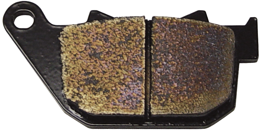 BRAKE PADS, SINTERED, REAR SPORTSTER MODELS 2004/L* RPLS HD 42836-04