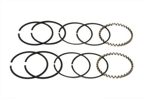 1000CC PISTON RING SET .030 OVERSIZE XL 1972/1985