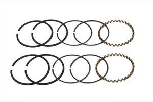 74  FLH PISTON RING SET .050 OVERSIZE FL 1954/1977 FX 1971/1977