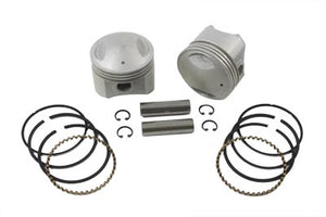 3-5/8 Piston Set .010 Oversize FL 1948/1984 FX 1971/1984 FLT 1979/1983 FXR 1982/1983