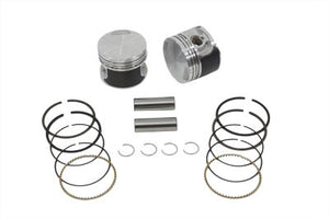 Replica 883Cc Piston Set Standard Size XL 1986/2003