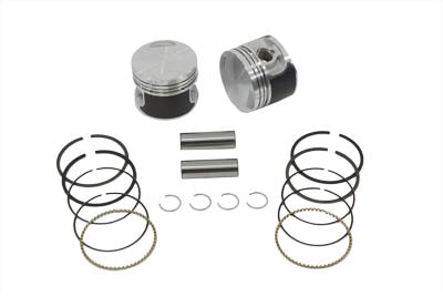 Replica 883Cc Piston Set .005 Oversize XL 1986/2003