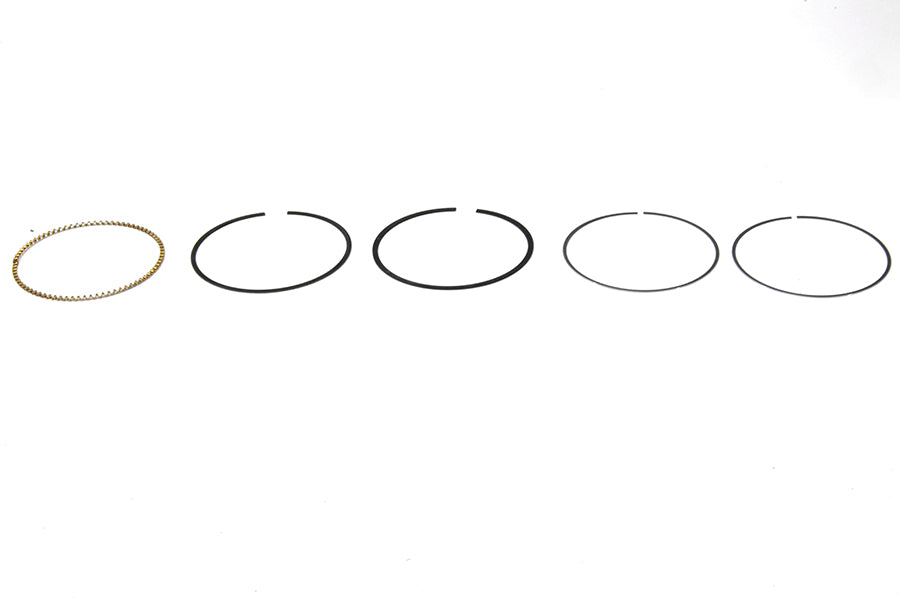 107 Twin Cam Piston Ring Set Standard Replacement 0/