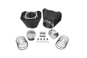 1200Cc Cylinder And Piston Conversion Kit Black XL 2004/Up