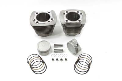 883Cc To 1200Cc Cylinder And Piston Conversion Kit Silver XL 1986/2003