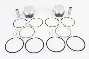 Wiseco Tracker Series 883Cc Piston Set .010 Oversize XL 1986/Up