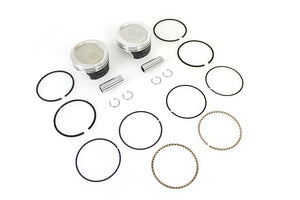 Wiseco Tracker Series 883Cc Piston Set .020 Oversize XL 1986/Up