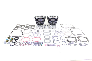103 Twin Cam Cylinder And Piston Kit FXST 1999/2017 FLST 1999/2017 FLT 1999/2016 FXD 1999/2017