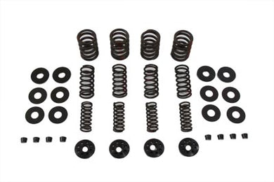 Steel Valve Spring And Collar Kit FXST 1999/2017 FLST 1999/2017 FLT 1999/2016 FXD 1999/2017