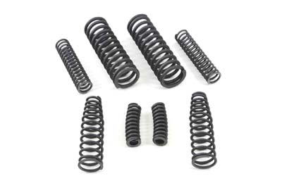 Inner And Outer Springs Parkerized EL 1936/1940 FL 1941/1948 UL 1937/1948 Wl 1936/1952 G 1936/1957