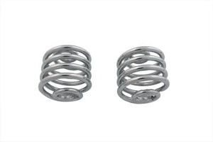Chrome 2 Seat Spring Set Custom 0/