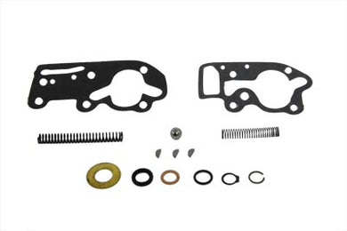 OIL PUMP GASKET REBUILD KIT FOR HARLEY SHOVELHEAD FL 1968/1980 FX 1971/1980 FL 1968/1980 FX 1971/1980