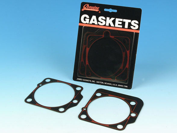 JAMES CYLINDER BASE GASKET SET FL 1948/1962