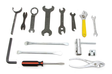 Rider Early Tool Kit For 1941-1948 UL 1941/1948