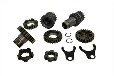 TRANSMISSION GEAR SET 2.44 1ST 1.35 3RD EL 1936/1940 FL 1941/1976 UL 1937/1948 FX 1971/1976