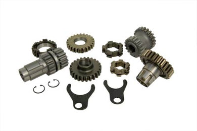 TRANSMISSION GEAR SET 2.44 1ST 1.23 3RD EL 1936/1940 FL 1941/1976 UL 1937/1948 FX 1971/1976