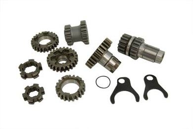 TRANSMISSION GEAR SET 2.44 1ST 1.23 3RD FL 1977/1984 FX 1977/1984