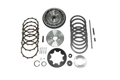 CLUTCH DRUM KIT WITH TAPERED SHAFT FXST 1984/1985 FLT 1984/1985 FXR 1984/1985 FLST 1984/1985