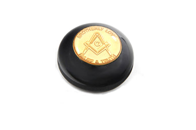 JOCKEY SHIFTER KNOB MASONIC STYLE Custom 0/