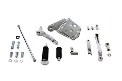 CHROME REPLICA SHIFTER CONTROL KIT FXST 1985/1989