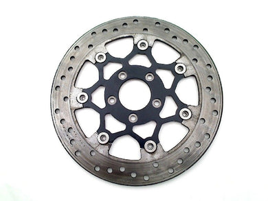 Floating Stainless Steel & Black 11.8  Front Brake Disc XL 2014/2020 FLST 2015/2020 FXST 2015/2020 FLRT 2015/2020