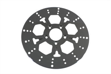 11-1/2  Rear Brake Disc 5-Spoke FXST 2000/2014 FLST 2000/2014 XL 2000/2013 FXD 2000/2005 FLT 2000/2007