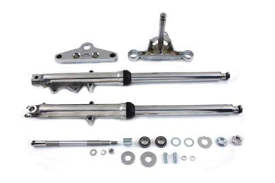 FORK ASSEMBLY WITH POLISHED SLIDERS FXST 1984/1999