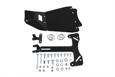 FXD SOLO SEAT MOUNT KIT BLACK FXD 1996/2005 FXDWG 1996/2005