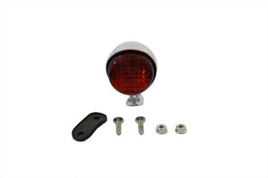 Mini Round 12 Volt Brake And Tail Lamp Custom 0/