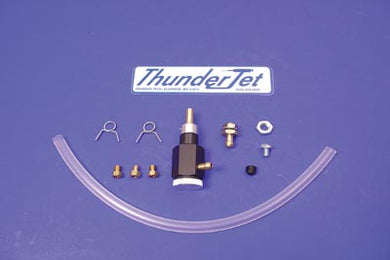 Black Thunderjet Accelerator Jet Kit Custom For S&S D and G Carburetor