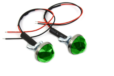 GREEN LED REFLECTOR SET Custom 0/