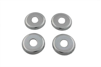 RISER CUP WASHER CHROME FX 1973/1984 FXR 1982/1994 FXR 1982/1994 FXST 1984/UP FXD 1991/2017 XL 1962/UP