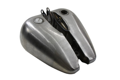 Bobbed 5.0 Gallon Gas Tank Set FXST 1984/1999 FLST 1986/1999