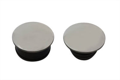 LOW PROFILE VENTED AND NON-VENTED GAS CAP SET FXST 2000/2017 FLST 2000/2017 FXDWG 2000/2017