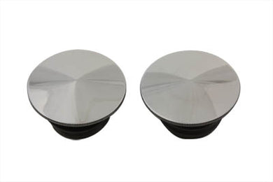 LOW PROFILE GAS CAP SET VENTED AND NON-VENTED FXST 1996/1999 FLST 1996/1999
